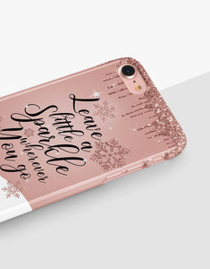 Leave A Little Sparkle Wherever You Go telefontok