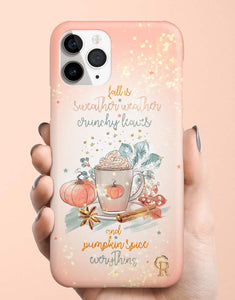 'Pumpkin Spice Everything' telefontok