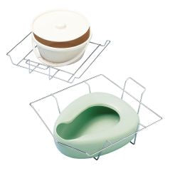 Bowl (with Handle and Lid ) to suit KF11506 shower chair