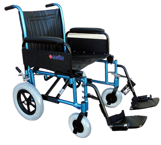 Merits L480-20 Wheelchair (Bariatric)