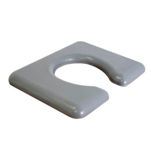 Shower Commode Seat - Open Front - Standard (530mm)