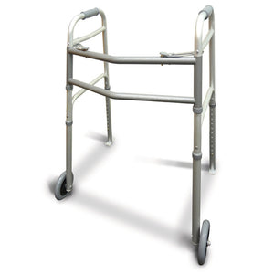 Better Living Walking Frame (with Wheels and Skis)
