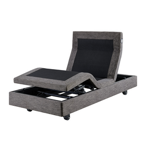 Aspire ComfiMotion Care Bed (Portobello Grey)