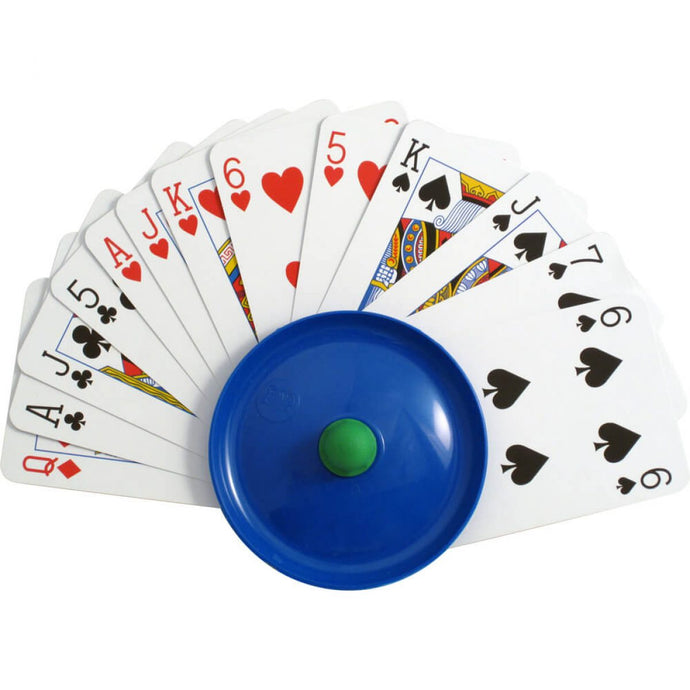 Handheld Playing Card Holder