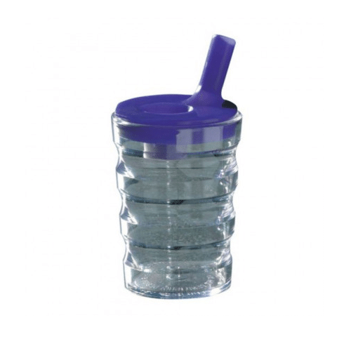 Non-Spill Cup with Temperature Regulated Lid