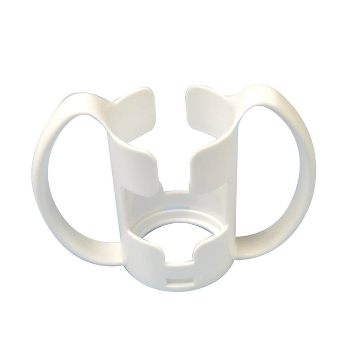 Two Handled Cup Holder with Nosey Cut Out Cup