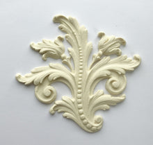 Load image into Gallery viewer, Antoinette baroque leaf SET silicone molds