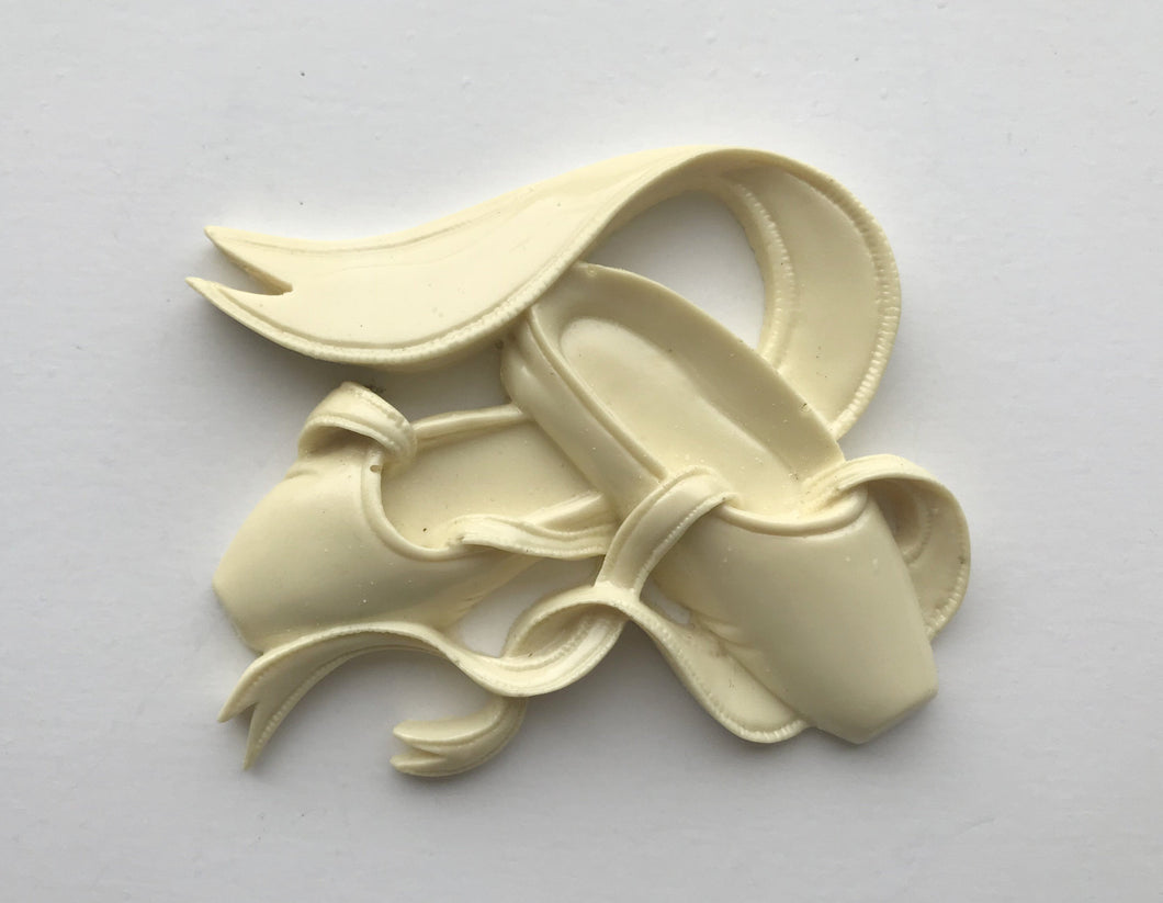 Ballet Pointe Shoes silicone mold