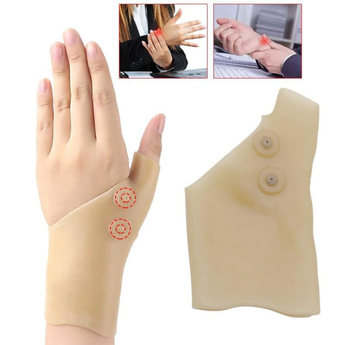 Magnetic Wrist Glove Therapy