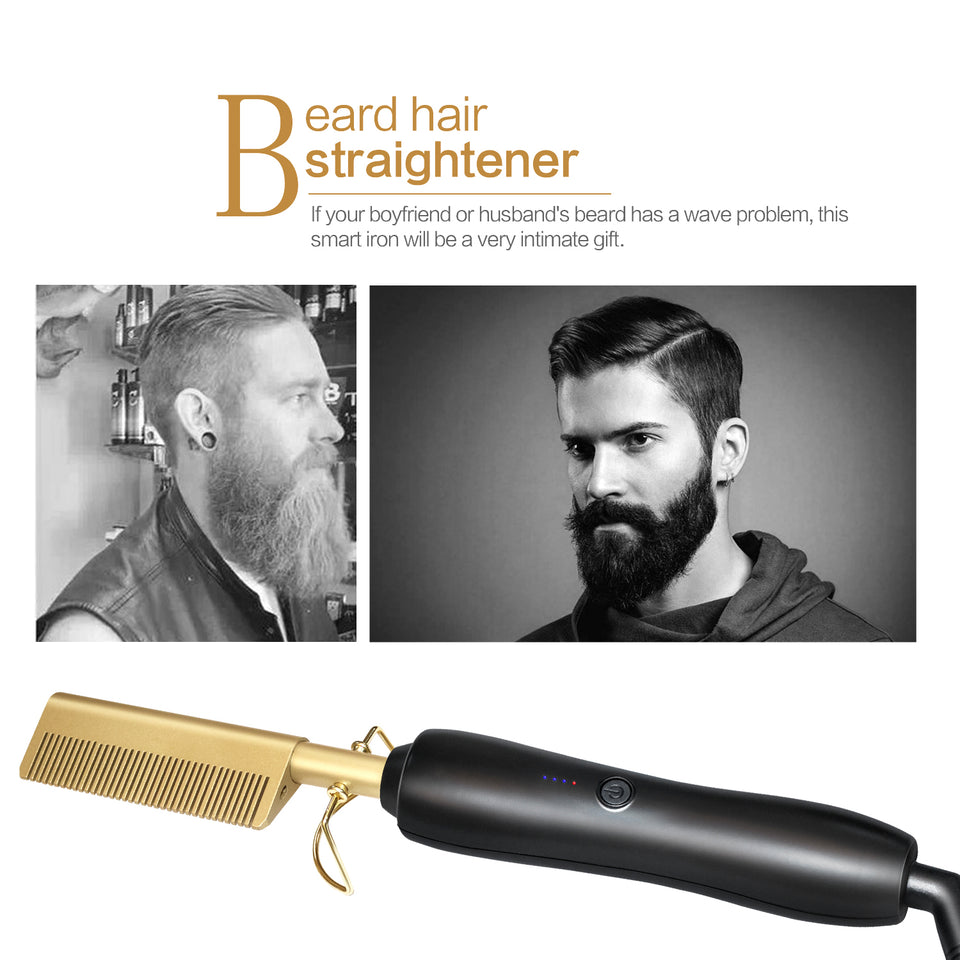 Multifunction Hair Straightener