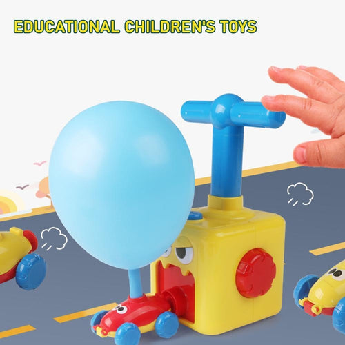 Balloon Car Toy