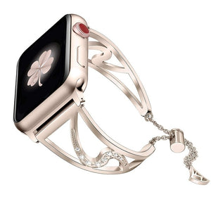 Diamond Apple Watch Band