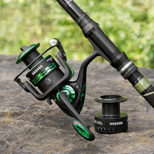 Laser Speed Fishing Reel