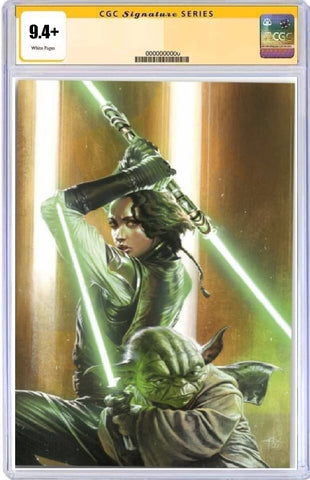 Star Wars: High Republic #1 Dell Otto Italian variant