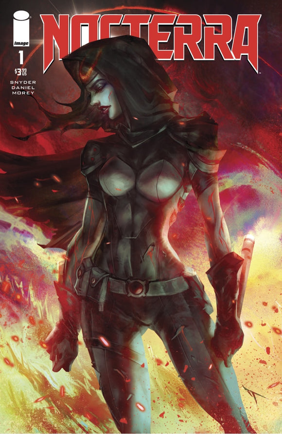 NOCTERRA #1 Ivan Tao cover Ltd 500