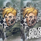 COLD DEAD HANDS #1 Peach trade/virgin set Ltd 500 PREORDER 10/28