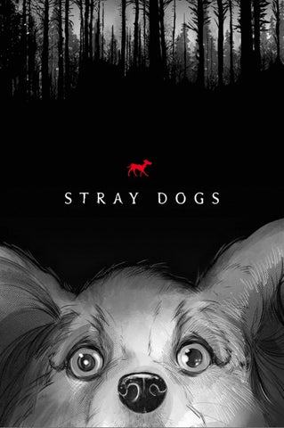 Stray Dogs #1 Stan Yak variant Ltd 500