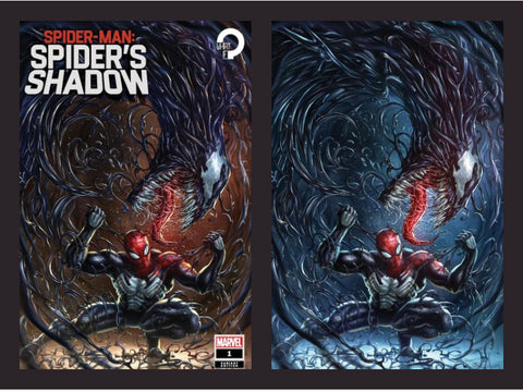 SPIDER-MAN: SPIDER'S SHADOW #1 Alan Quah Exclusive Variant