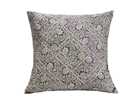 Jodhaa Cushion Cover in Jacquard  21CCVA033