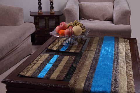 Designer Table Mats Set from Jodhaa