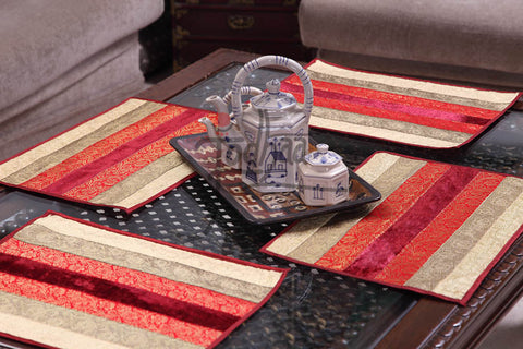 Designer Table mat Set from Jodhaa