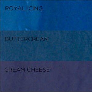 Blue Liquid Color for Creams/Icing