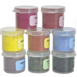 Powder Color Assortment for Creams/Icing