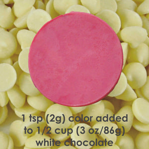 Oil Dispersible Pink Powder Color