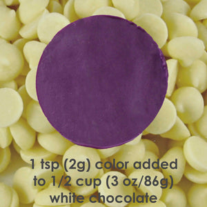 Oil Dispersible Purple Powder Color