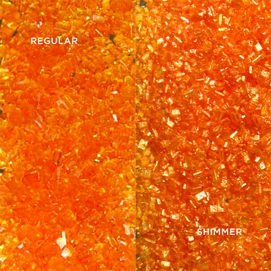 Orange Sparkle Sugar