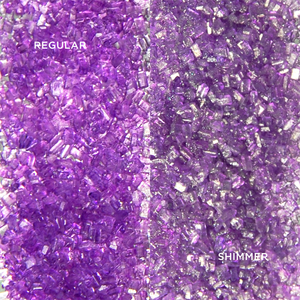 Royal Purple Sparkle Sugar