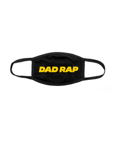 DAD RAP GOLD FASHION MASK