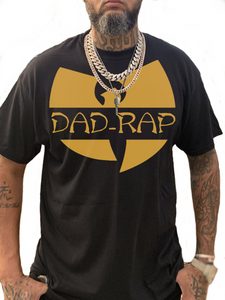 Dad Rap Clan Tee (All Gold Everything)