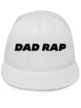 Load image into Gallery viewer, Dad Rap Trucker Cap