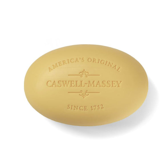 Caswell Massey Triple-Milled Bar Soap 5.8oz 164g - Centuries Verbena