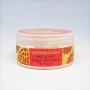 Greenwich Bay Body Butter 8oz 230g - Pomegranate