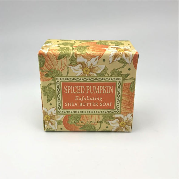 Greenwich Bay Autumn Bar Soap 1.9oz 53g - Spiced Pumpkin