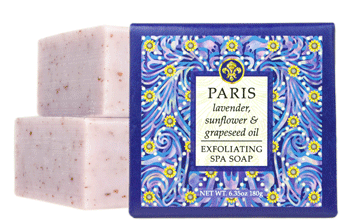 Greenwich Bay Destination Collection Bar Soap 6.35oz 180g - Paris
