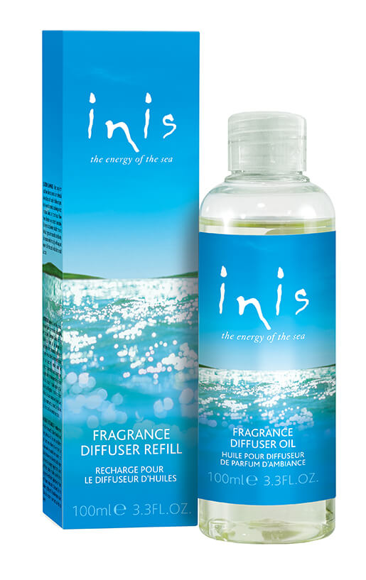 Inis the Energy of the Sea Fragrance Diffuser Refill 3.3oz 100ml
