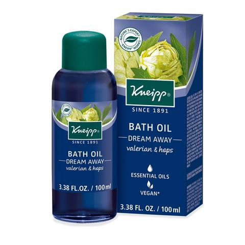 Kneipp Bath Oil 3.38oz 100mL - Dream Away Valerian & Hops