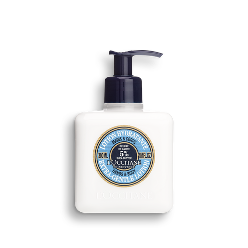 L'Occitane 5% Shea Extra Gentle Hands & Body Lotion 10.1oz 300mL - Shea Classic