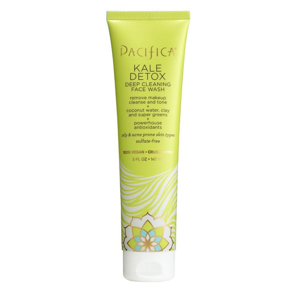 Pacifica Kale Detox Deep Cleaning Face Wash 5fl oz 147ml