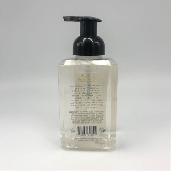 San Francisco Soap Company Foaming Hand Wash 17fl oz - Milk & Honey