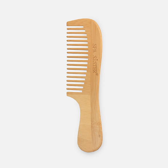 Spa Sister Bamboo Styling Comb