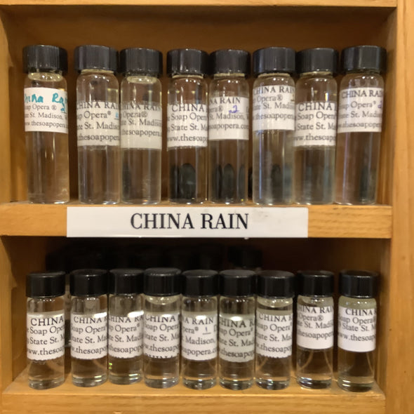 The Soap Opera Pure Perfume Oils - China Rain