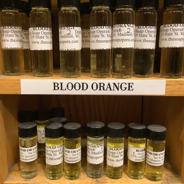 The Soap Opera Pure Essential Oils - Blood Orange