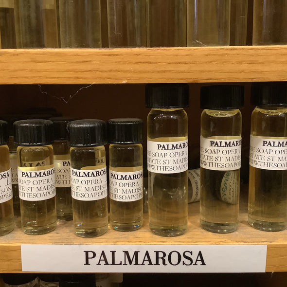 The Soap Opera Pure Essential Oils - Palmarosa