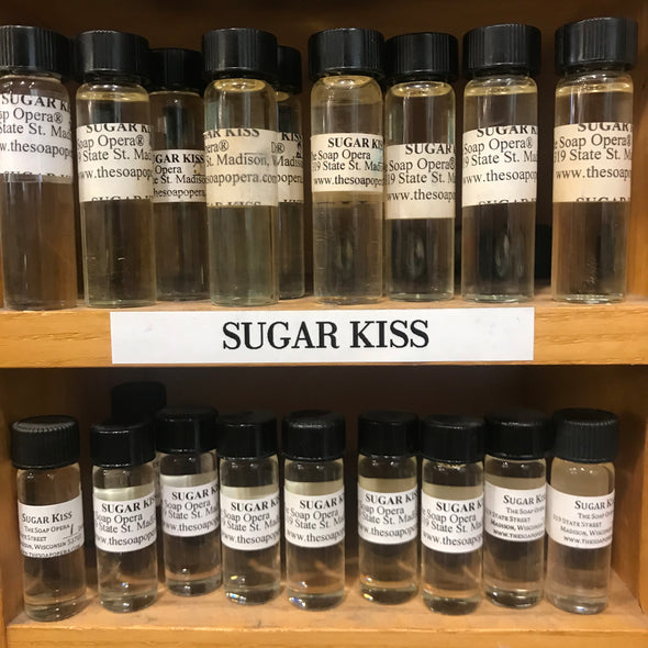 The Soap Opera Pure Perfume Oils - Sugar Kiss