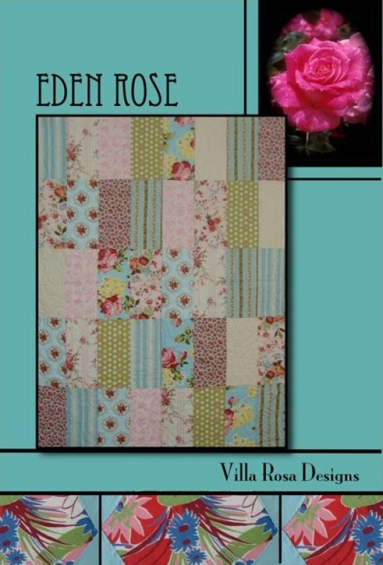 Eden Rose Pattern