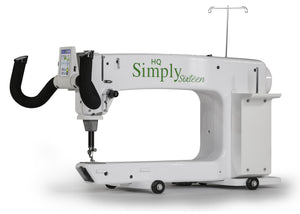 Handi Quilter Simply Sixteen Features